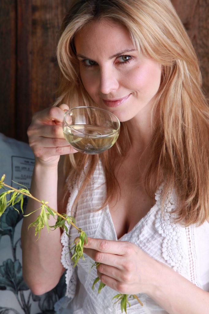 Weidenrinden-Tee