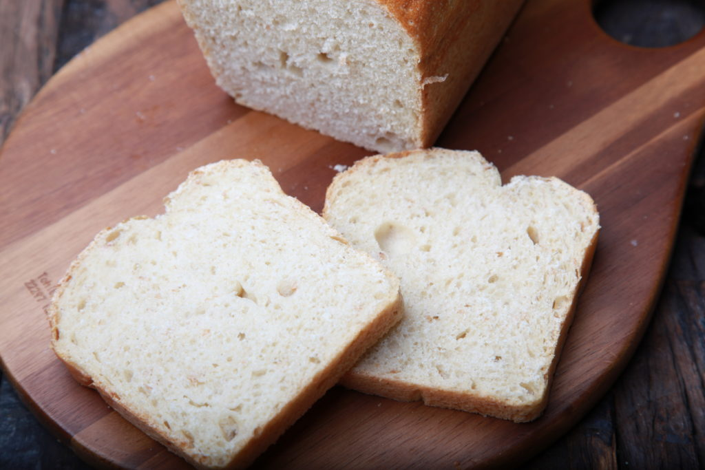 Toastbrot als Basis